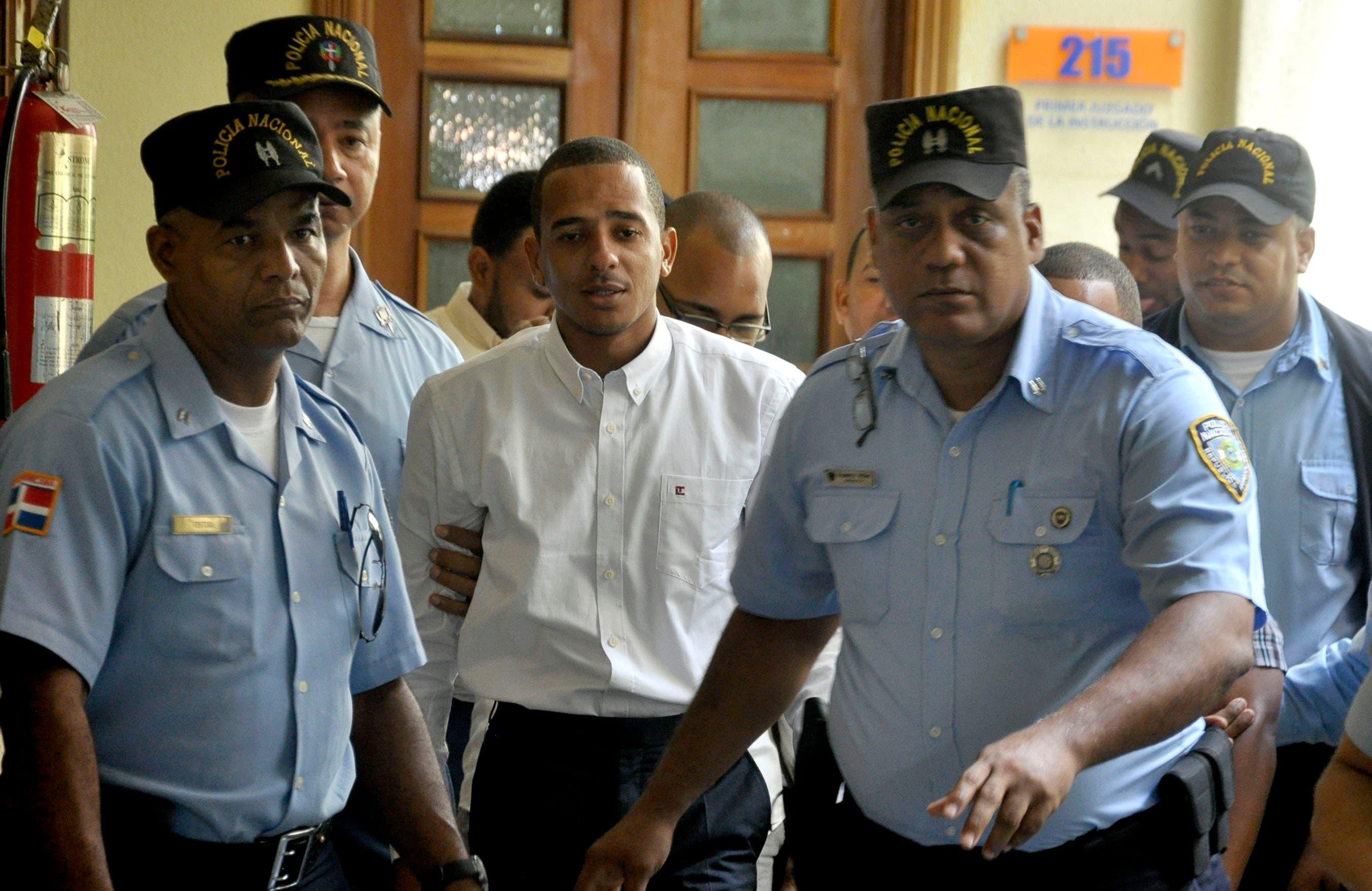 La carta que desde la cárcel envió hoy el presidente de la Federación de Estudiantes Dominicanos en la UASD