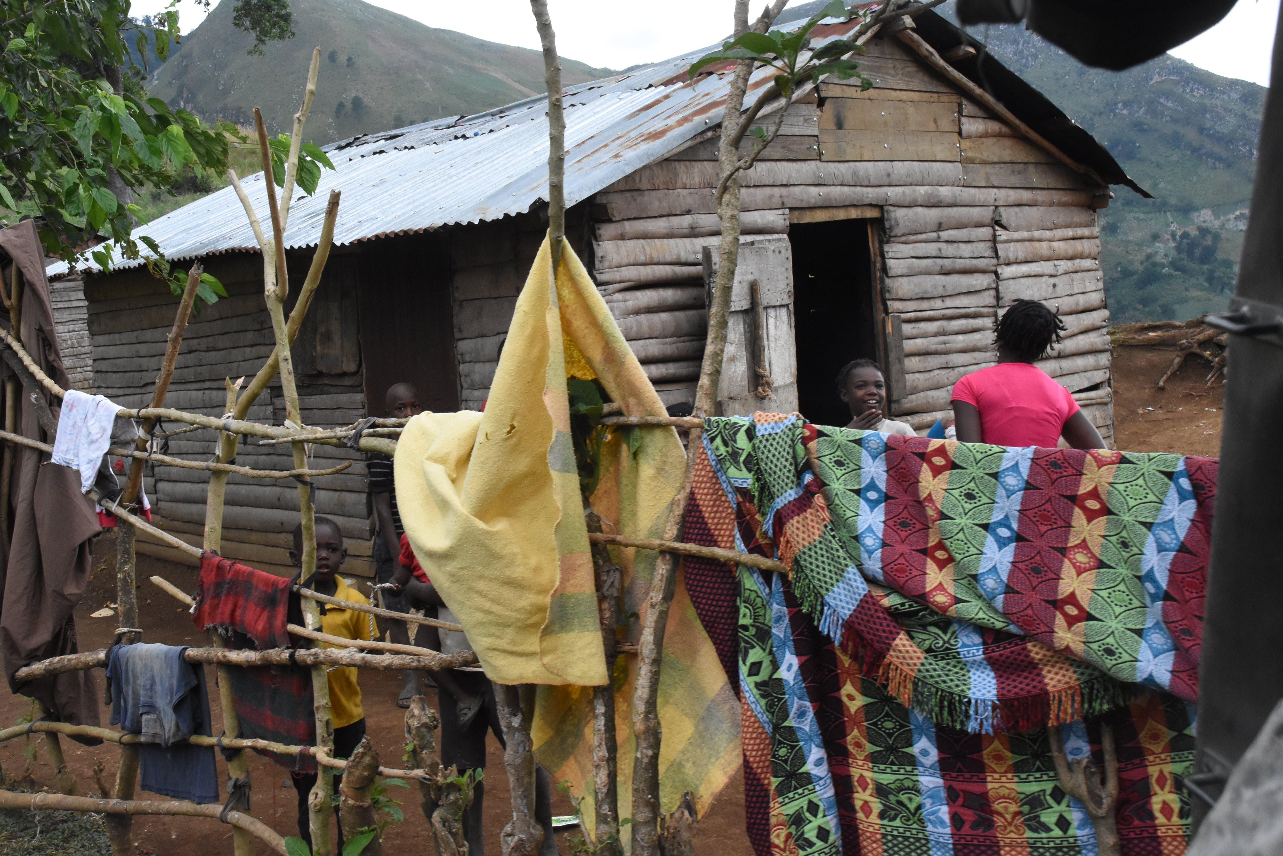 La pobreza, el lugar común en la frontera domínico-haitiana