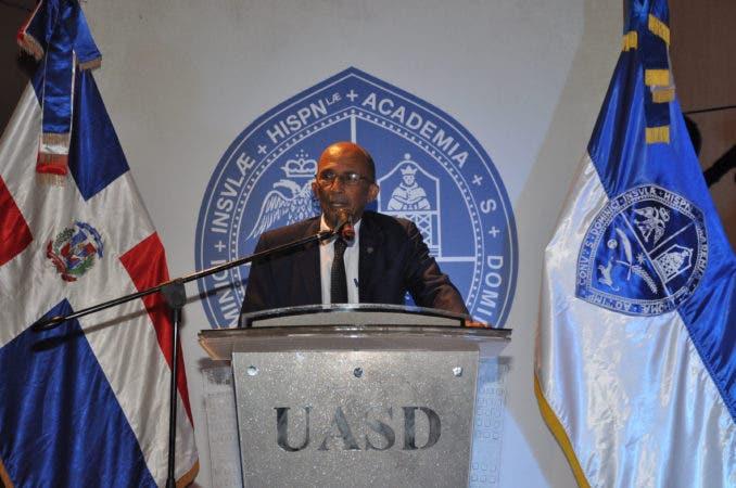 Rafael Nino Feliz . Foto:   José Andrés De los Santos.