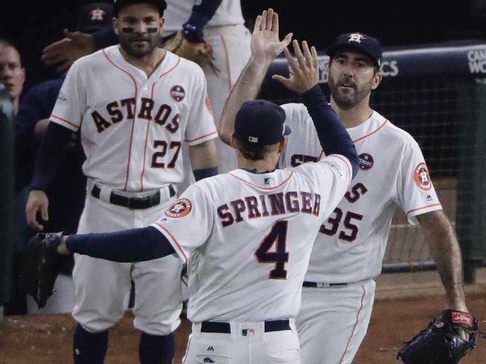 Verlander busca mantener dominio sobre Dodgers y dar primer triunfo a Astros