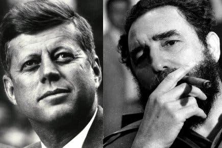 El presidente cubano Fidel Castro tenía un precio en el gobierno estadounidense de John F. Kennedy y acaba de ser revelado en los archivos desclasificados relacionados al asesinato del segundo