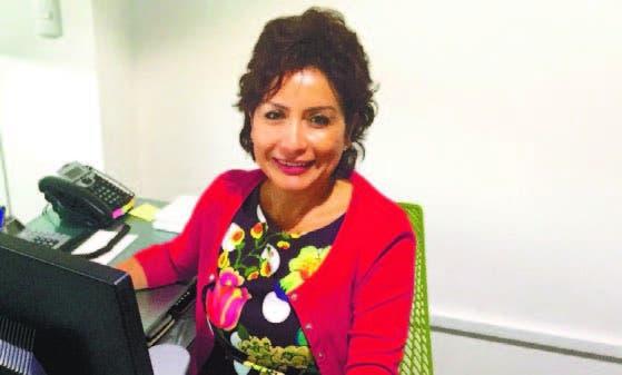 Miriam Hernández, gerente de área para RD del grupo Expedia.