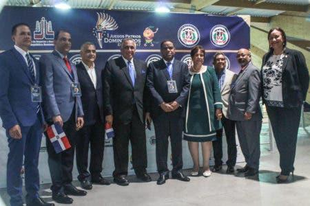 Inauguran I Juegos Patrios Dominicanos Europa 2017