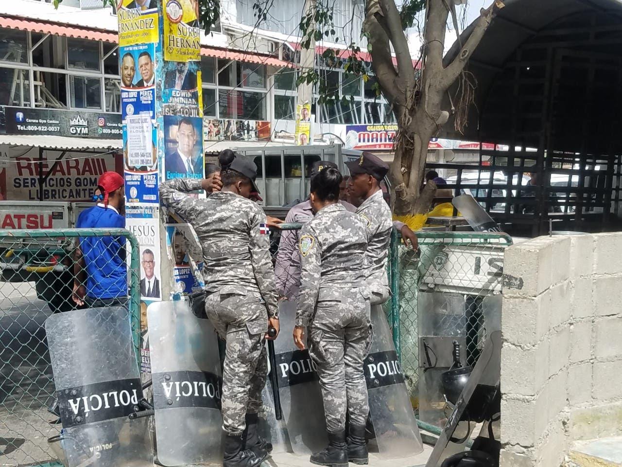 Conocen bajo fuertes medidas de seguridad, coerción a imputados de asesinar abogado Yuniol Ramírez