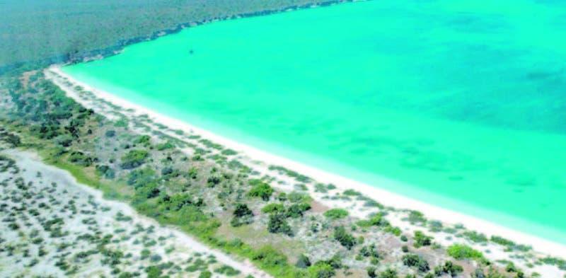 Pedernales es una provincia con grandes bellezas naturales.