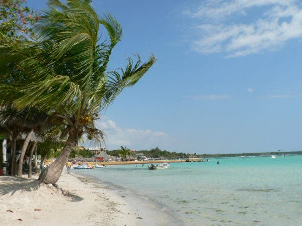 Playa de Boca Chica. Fuente externa.