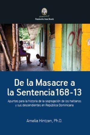 Portada libro De la masacre a la sentencia