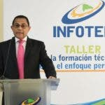 Rafael Ovalles%2c Director General INFOTEP