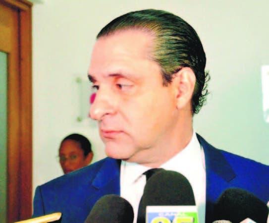 Servio Tulio Castaños apoyó a la Sociedad Dominicana de Diarios