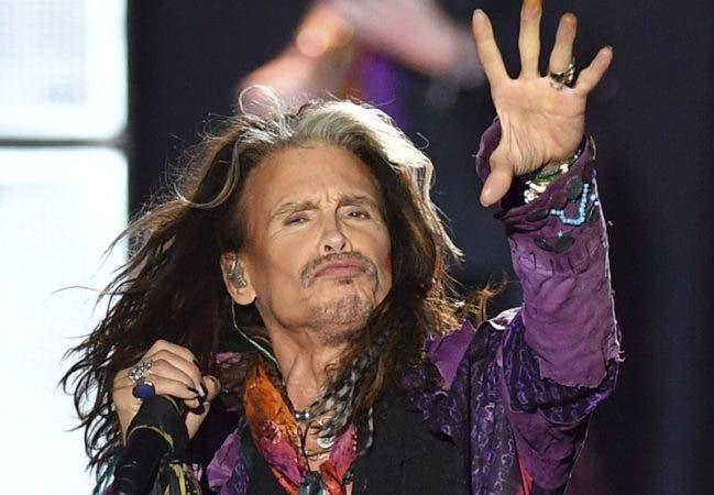 Steven Tyler salió a desmentir los rumores: No habría sufrido ninguna convulsión