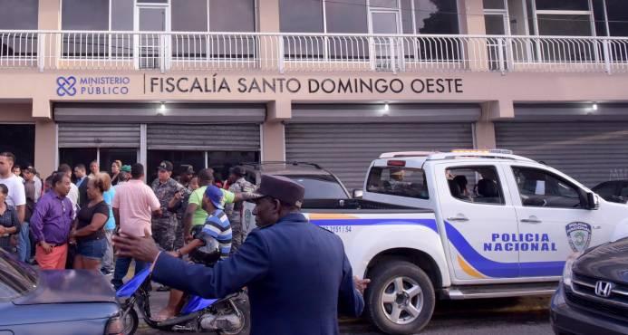 Aplazan para el martes conocimiento de medida de coerción a Eddy Rafael Santana Zorrilla, implicado en asesinato de Yuniol Ramírez