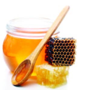 f La miel ha sido