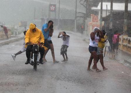 ONAMET pronostica lluvias dispersas y temperaturas calurosas para hoy