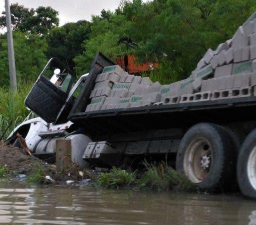 Patana involucrada en el accidente. Foto: @DarioPe04849638