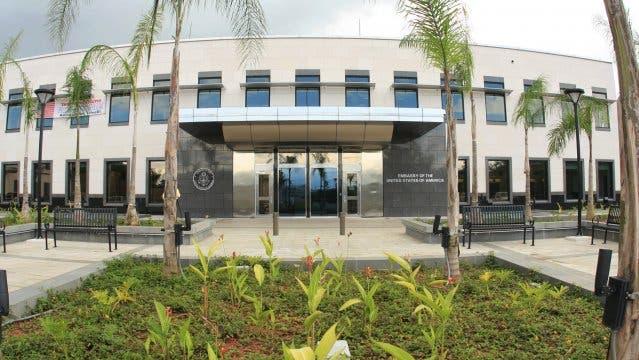 Embajada de EE. UU. suspende temporalmente las operaciones consulares