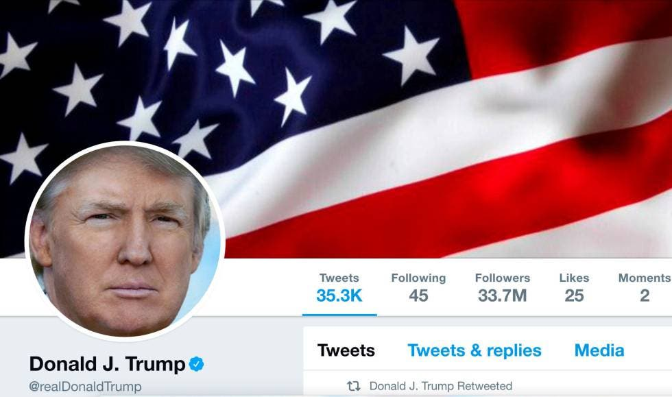 Hackers secuestraron 195 dominios de Trump en internet