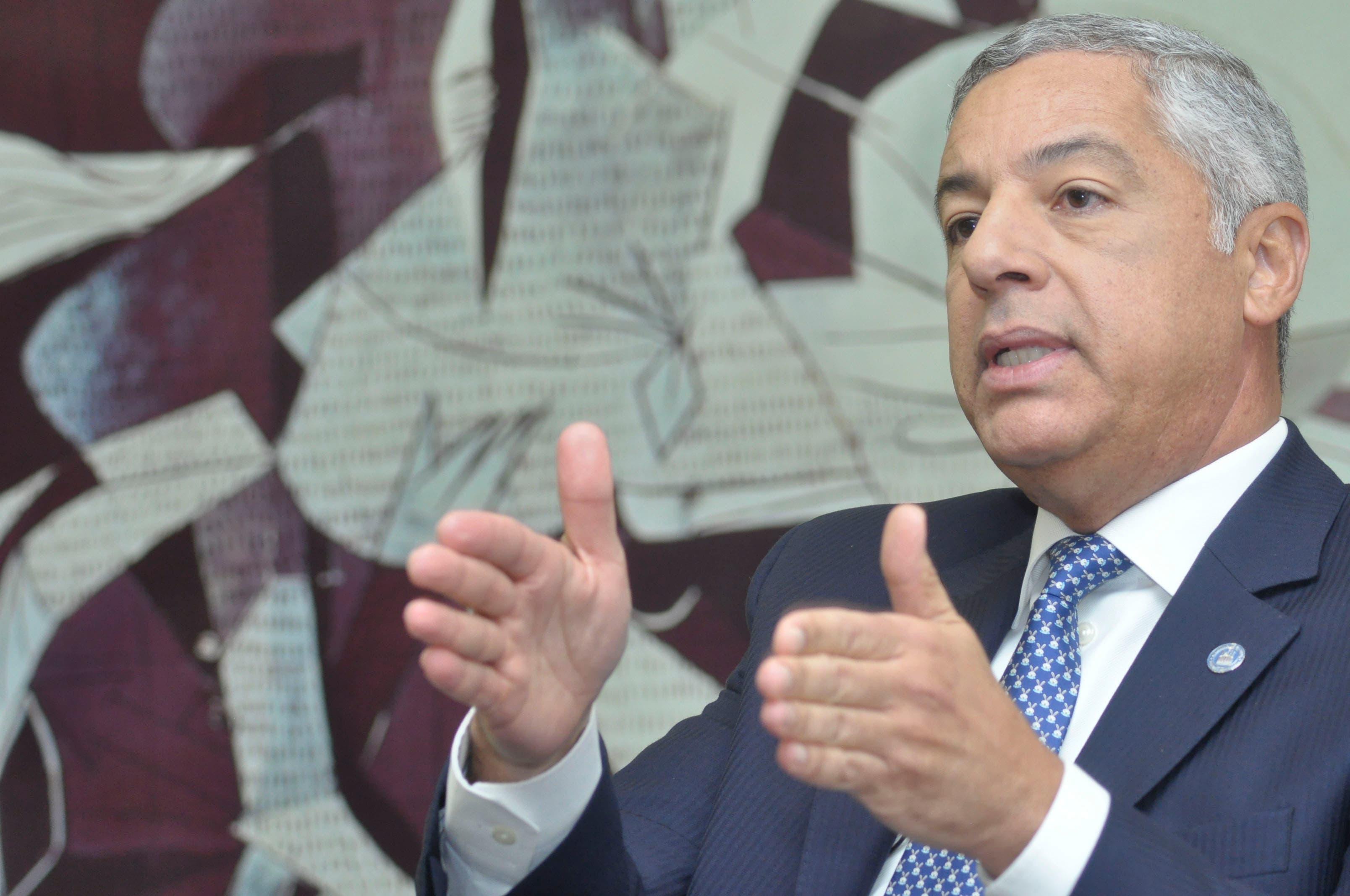 Gobierno no  cederá a presiones de Odebrecht
