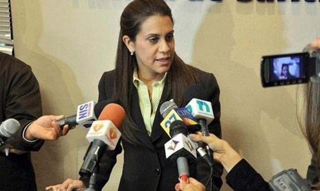 Luisa Liranzo. Foto de archivo. Fuente externa.