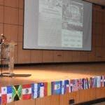 El decano de la Facultad de Ciencias Jurídicas y Políticas de la UASD, maestro Antonio Medina.