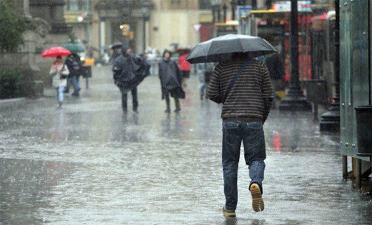 Siguen lluvias; en alerta 20 provincias