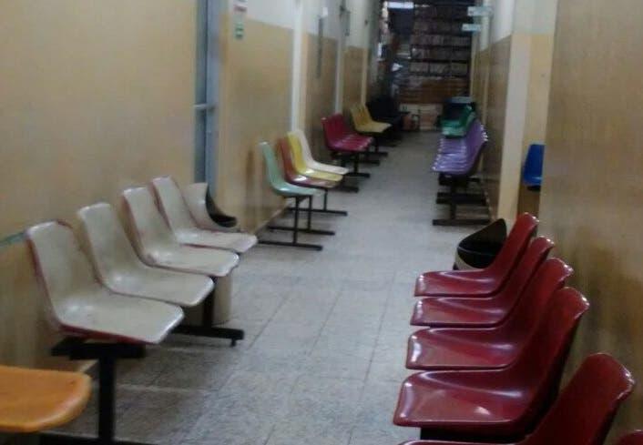 Médicos cumplen paro en hospitales de Santiago