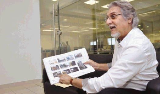 Arquitecto Jesús Musa formula varias sugerencias al Presidente