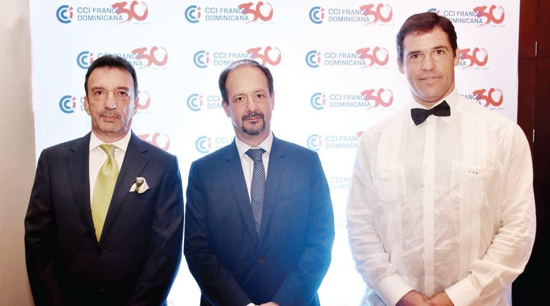 CCI Franco Dominicana celebra 30 aniversario con una cena-concierto