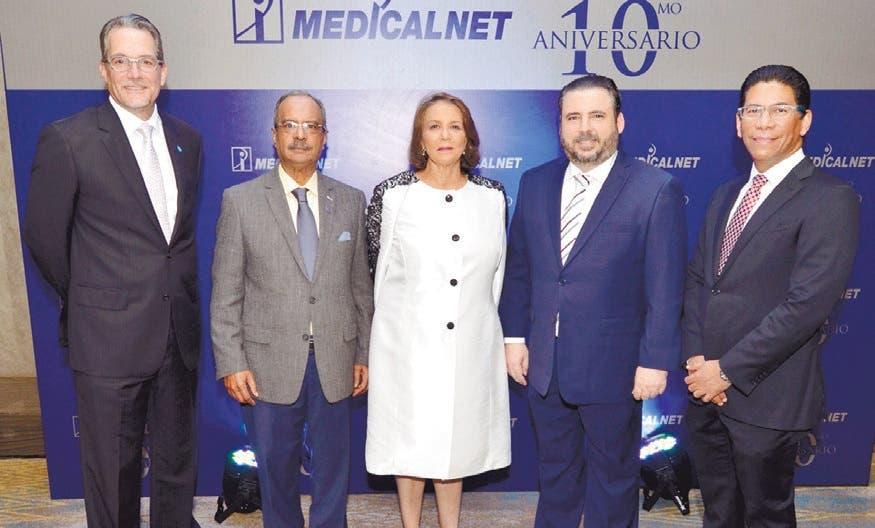 Medicalnet conmemora diez años de fundación