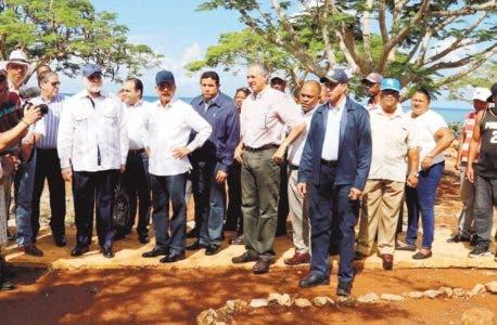 Presidente Medina visita Puerto Plata; lanza plan renovación Centro Histórico