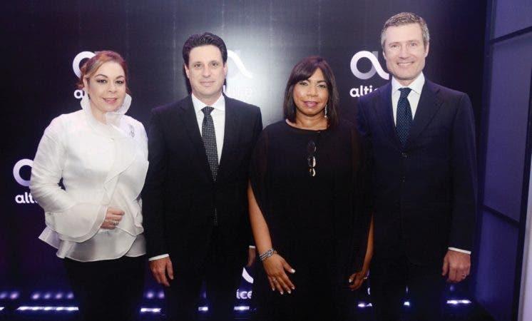 Altice Dominicana presenta su nueva identidad corporativa