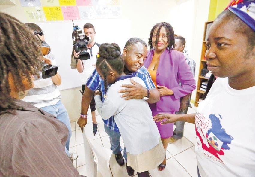 Trump quita estatus  protección beneficiaba miles de haitianos