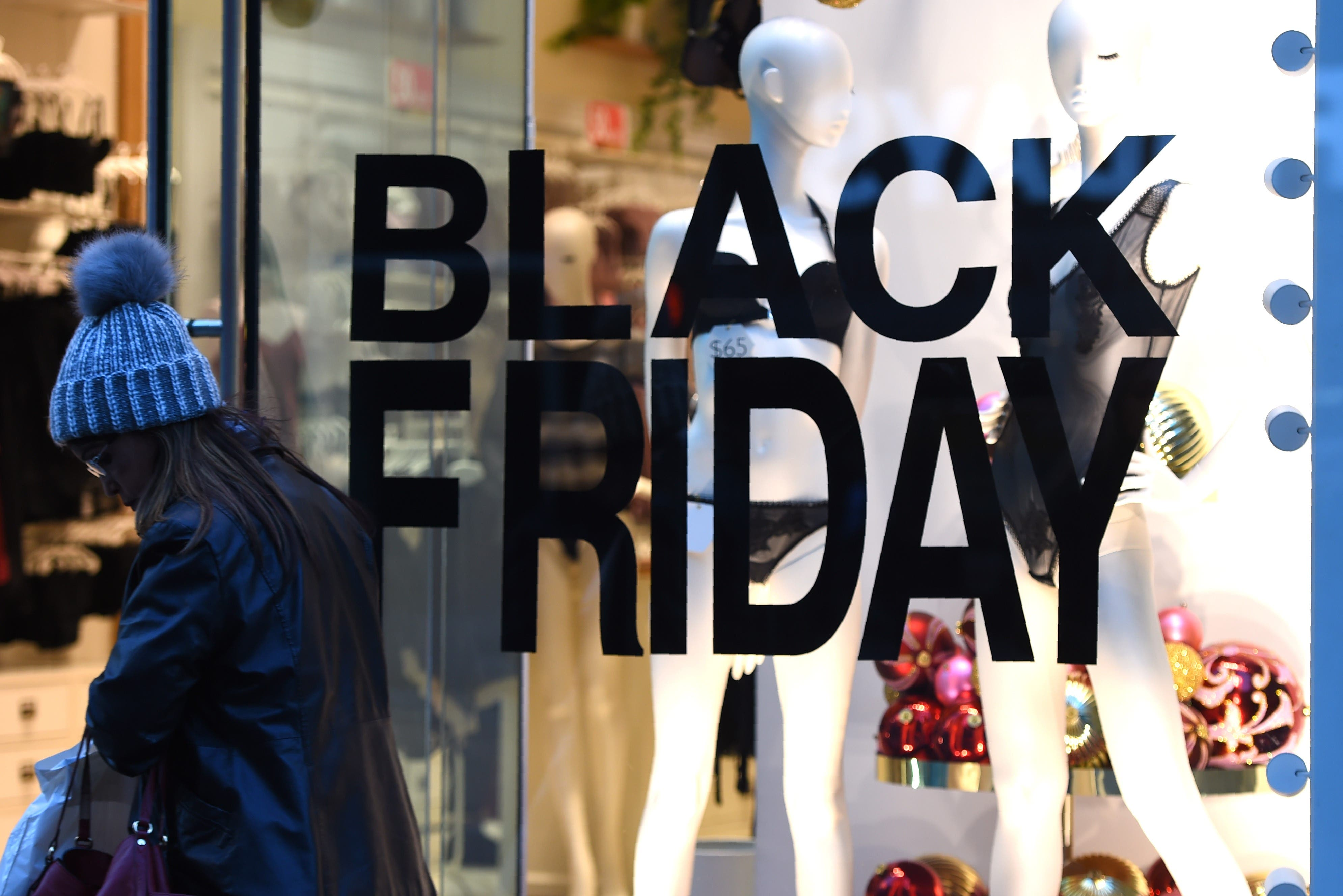 Un 68 % de los brasileños están dispuestos a comprar durante el Viernes Negro