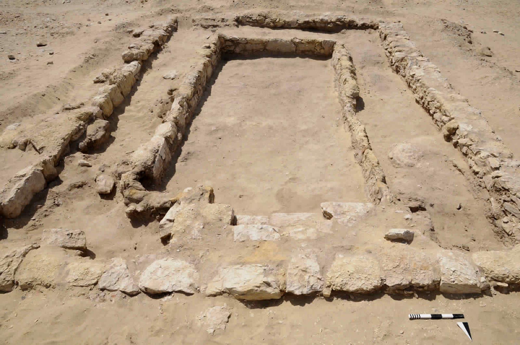 Descubren un gimnasio de la época helenística en Egipto