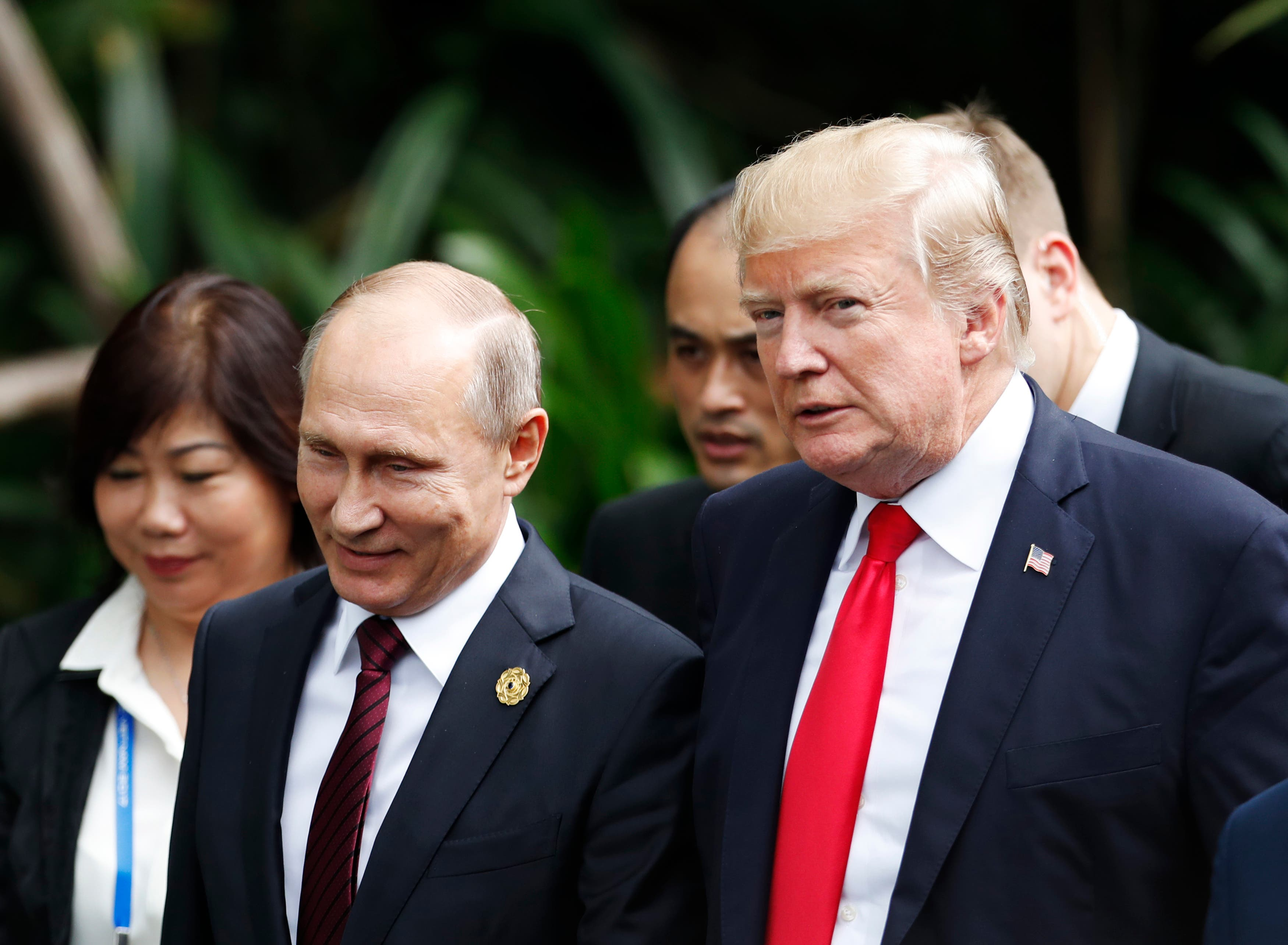 El esperado encuentro Trump-Putin en cumbre APEC