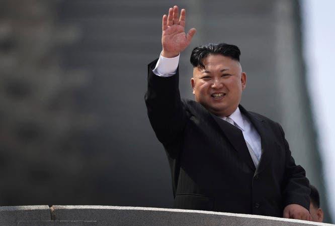 YE North Korea Founder's Birthday