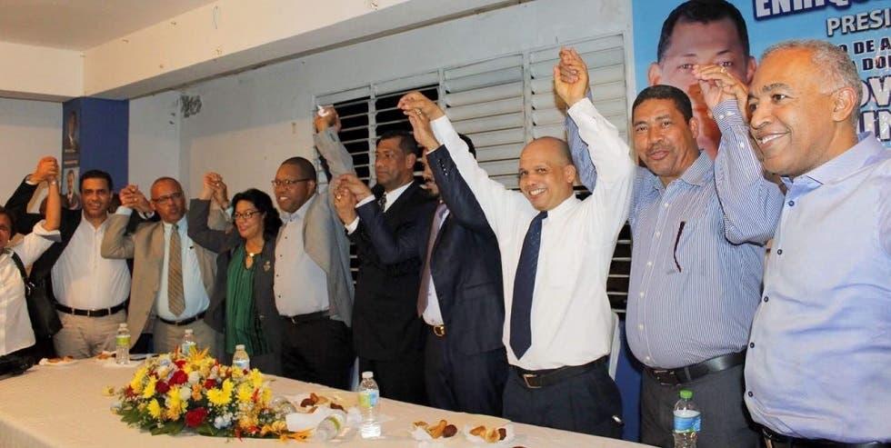 Enrique García y Edwin Jiminian reciben apoyo de decenas de abogados SDE