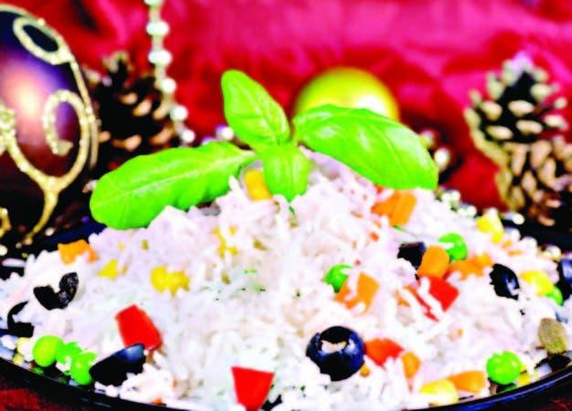 Además de sabrosa, esta receta engalana con sus colores su mesa de Nochebuena