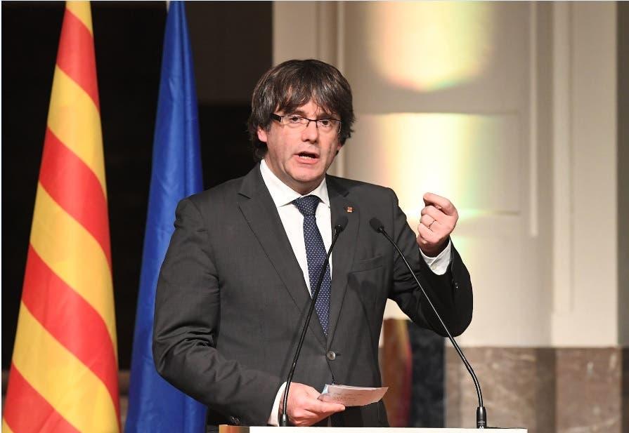 Carles Puigdemont/AP