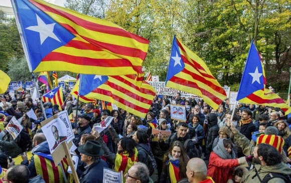 Moscú tilda las acusaciones de injerencia en Cataluña de «histéricas»
