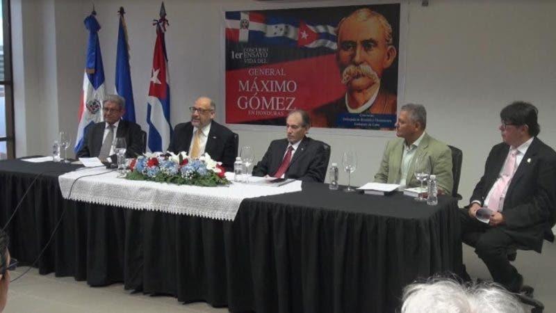 Concurso Máximo Gómez