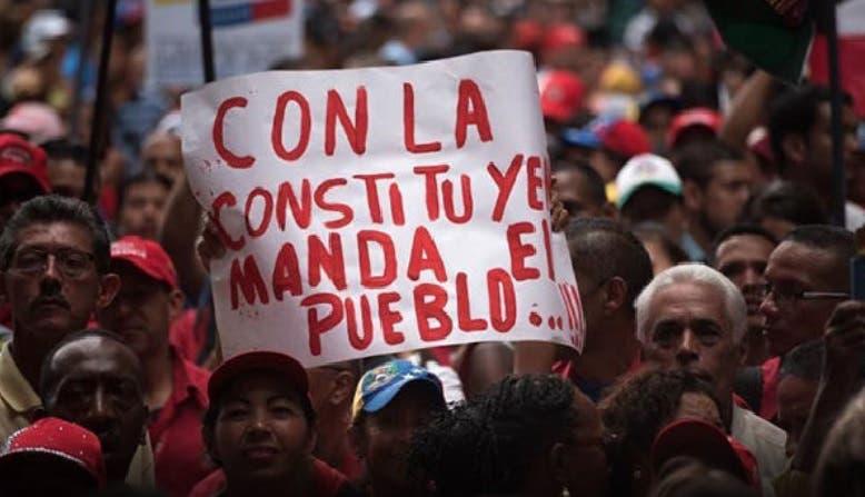 Contituyente Venezuela