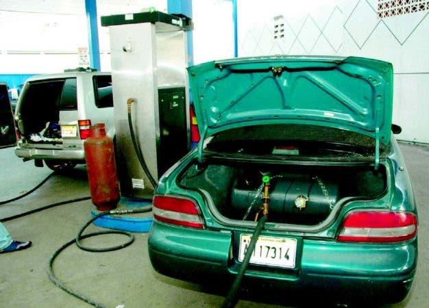 El GLP para uso vehicular ha crecido considerablemente en el país