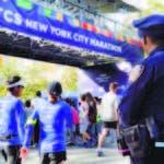 El maratón involucrará un gran número de efectivos de la policía