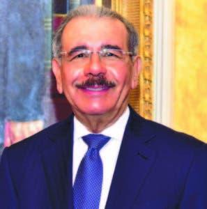 El presidente Danilo Medina no puede reelegirse