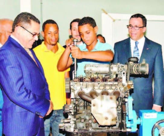 El proyecto se desarrollará en tres años en su fase primaria.