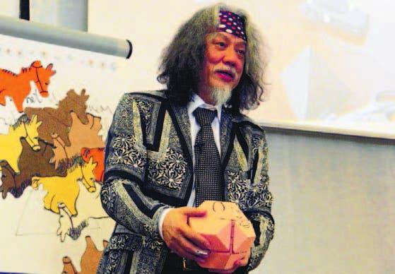 El reconocido profesor japonés Jin Akiyama, quien visitará el país