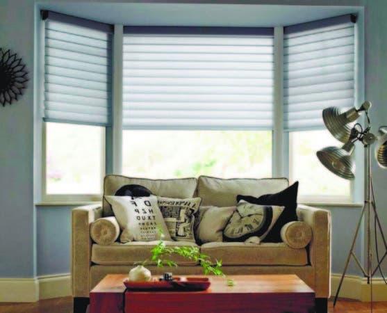 En cualquier lugar de la casa se adapta este tipo de cortina, no es cierto que no aportan calidez.