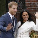 Enrique de Inglaterra y Meghan Markle