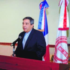 George Reynoso, vicepresidente del capítulo dominicano de la WEC