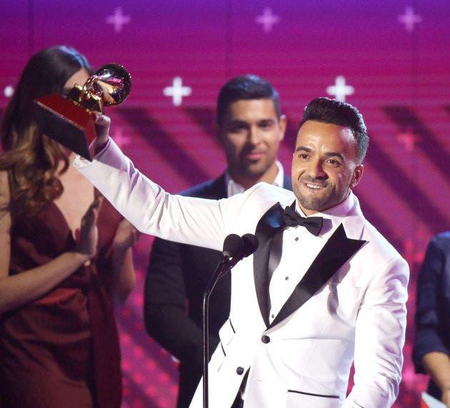 Puerto Rico triunfa en los Grammy Latino